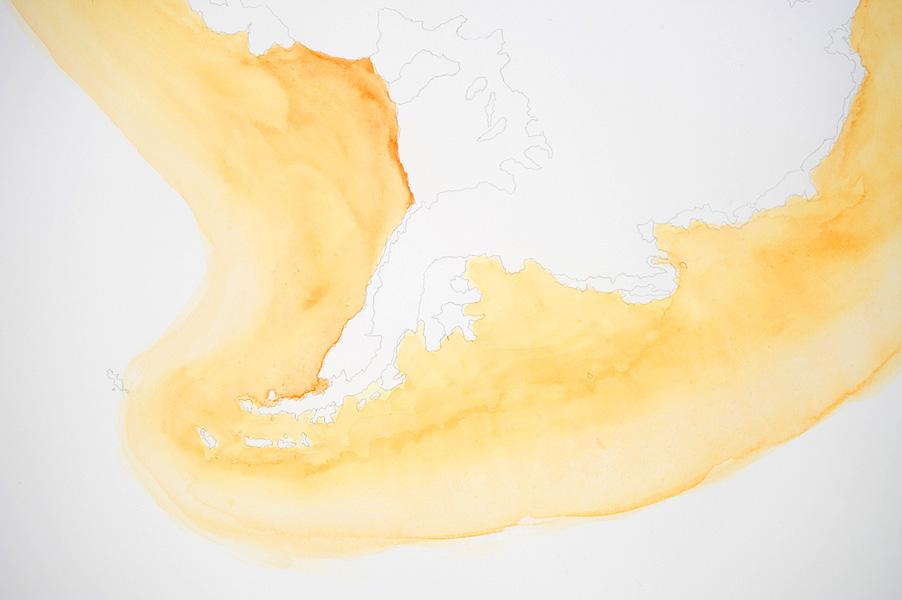 Debbie Symons Tomorrow Land Detail Acidification