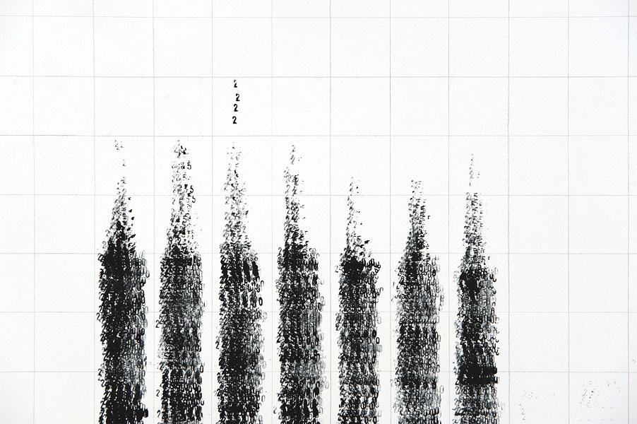 Debbie Symons Albatross Spectrogram Image 4