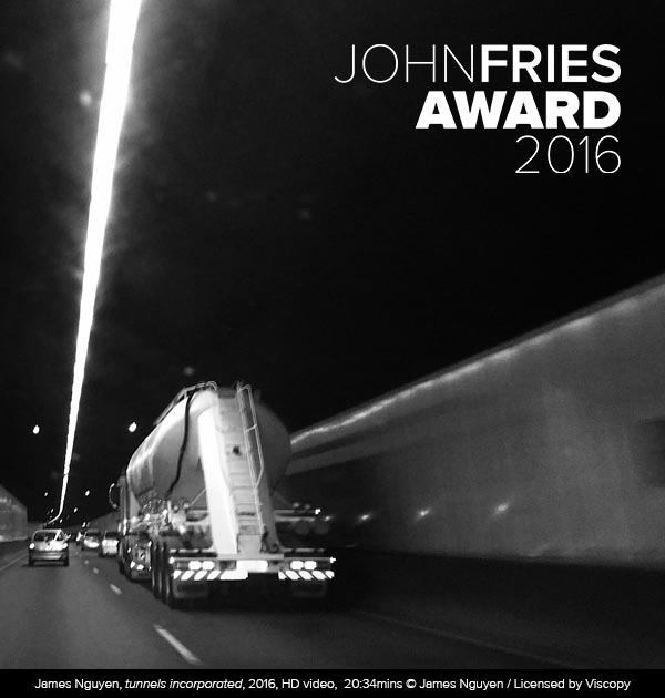 John Fries Award 2016