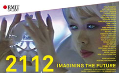 2112 Imagining the futures cover